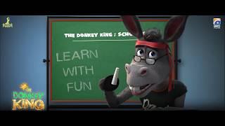 The Donkey King - School Program