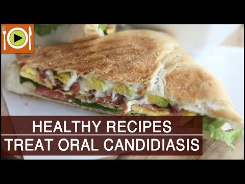 How to Get Rid of Oral Candidiasis | Healthy Recipes