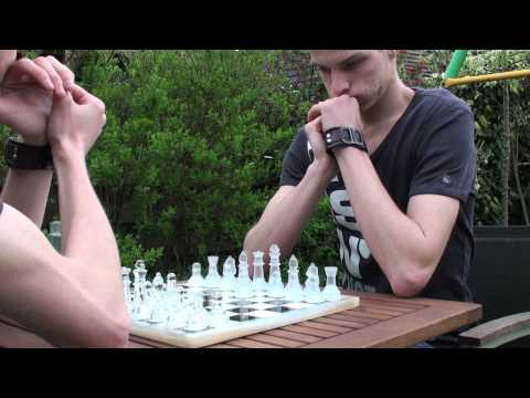 Playing chess against my clone