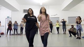 BollyFunk London 'HAWA HAWA' | Shivani Bhagwan and Chaya Kumar