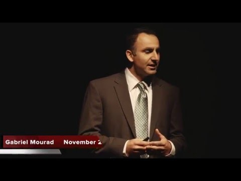 A Growing Problem on our Public Lands | Mourad Gabriel MS, PhD | TEDxYosemite