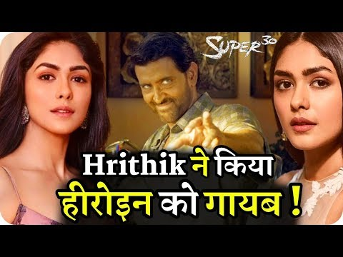 Xxx Mp4 Super 30 Actress Mrunal Thakur Does Not Appear In The Trailer In Front Of Hrithik Roshan 3gp Sex