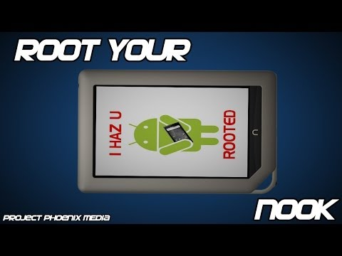 [How To] Root The Nook Tablet (firmware 1.4.3) In 10 Minutes or Less Tutorial!  [NOT NOOK COLOR]