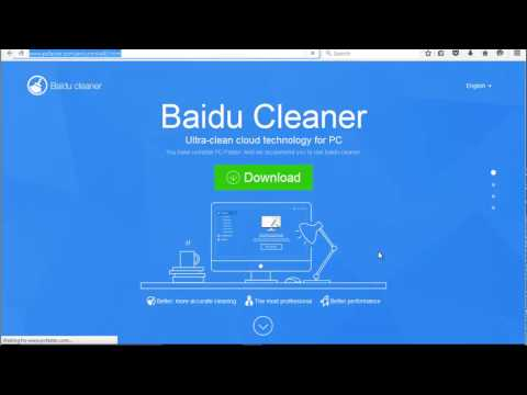 Remove Baidu PC Faster 5.1 from Windows 10 (Uninstall Guide)