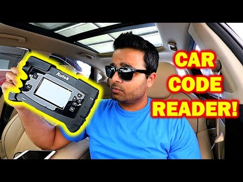 USE THIS TO Figure Out Your Car Problems!  (Autek Scanner)