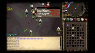[HD] Zerg Unit F2p Pking Trip 18/05/14.