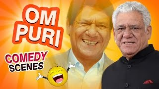 Om Puri Scene Compilation - Comedy Scenes - Bollywood Comedians