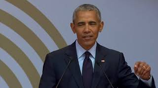 Obama: Politics of Fear, Resentment On The Move