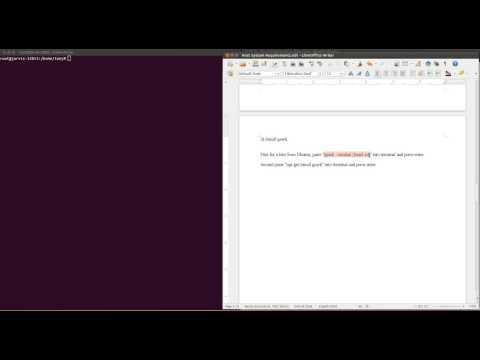 LFS-7.4 Host System Requirements done on Ubuntu 13.10 32-bit
