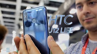 HTC U12 Life hands-on and first impressions