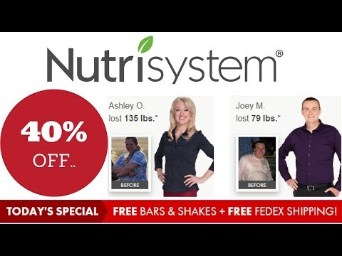 How To Get Nutrisystem Cheap Price? Nutrisystem Turbo 10 With 40% Off!