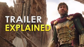 Download Spider-Man: Far From Home: Official Trailer Explained | MARVEL BREAKDOWN Video