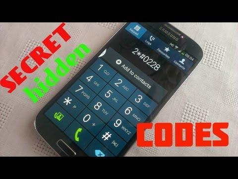 Samsung Galaxy S9/S9+ SECRET CODES (VIRAL VIDEO)