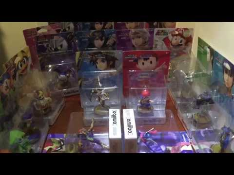 FREE Amiibo Giveaway Contest!! Rare & Exclusives Collection [Contest 2]