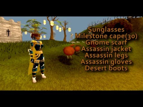RuneScape Outfits ~Oneo