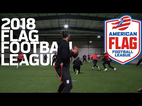 Mike Vick, Chad Johnson, & More Practice for the 2018 Flag Football League | NFL Highlights