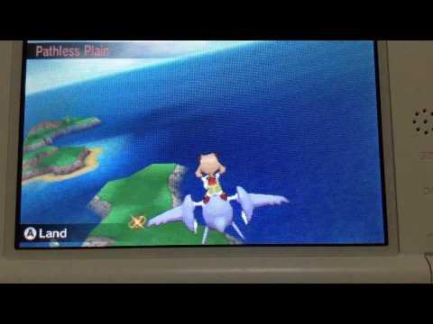 Pokemon Omega Ruby - How to Get the Ion Trio (Cobalion, Terrakion, Virizion)