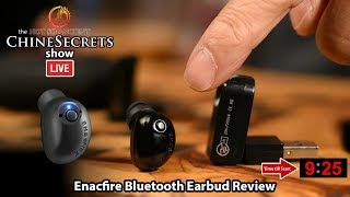 Enacfire Bluetooth Earbud Review