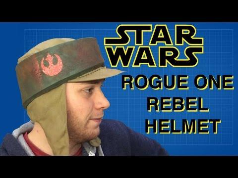 Star Wars Rogue One Rebel Helmet