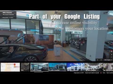 Google Street View for Business Visual Overview