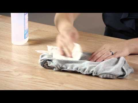 Removing Sidewalk Chalk From Clothes : Crafting Projects & Cleaning