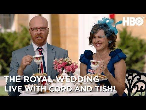 'Tea Time!' Tease   The Royal Wedding Live with Cord & Tish   HBO
