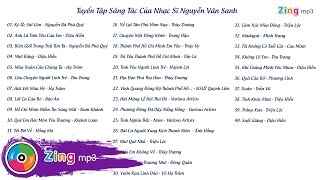 Tuyển Tập Sáng Tác Của Nhạc Sĩ Nguyễn Văn Sanh