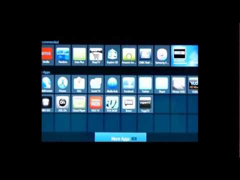 How To Wirelessly Stream Media From PC to Samsung Smart TV.