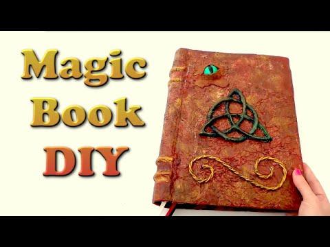 MAGIC BOOK OF SHADOWS DIY - Isa ❤️