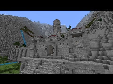 Markarth in Minecraft