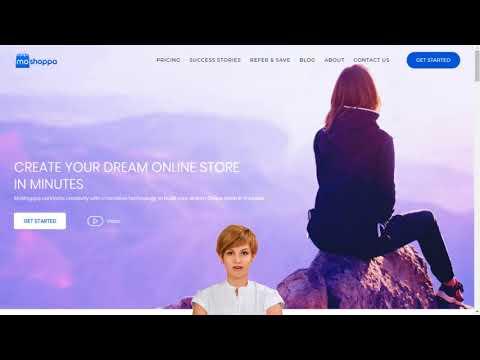 Online Store for Irelandn Market  eCommerce Website Building Software  Create Online Shop Website