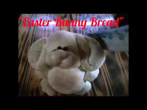 ~Easter Bunny Bread ~