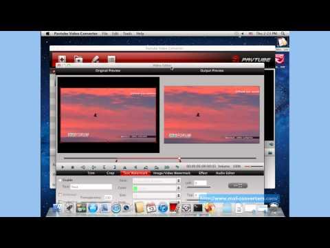 [MXF Converter for Mac]Convert Canon/Panasonic/Sony MXF files on Mac OS X(Mountain Lion 10.8)