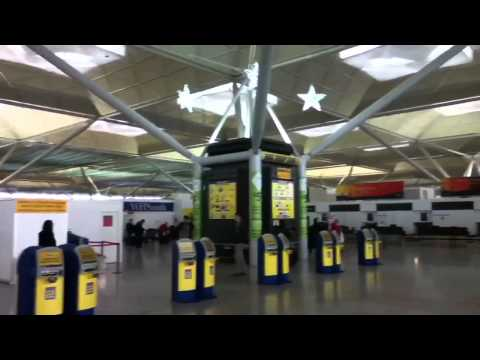 London: Stansted Airport