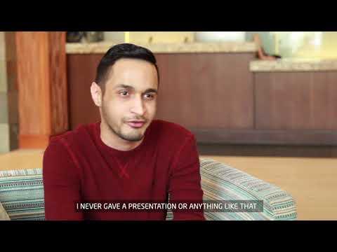 Ahmed from Saudi Arabia: INTO Mason Journey