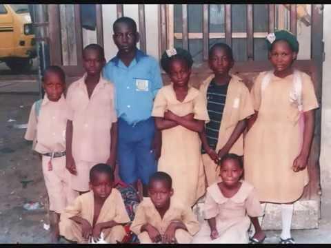 School Sponsorship Programme: House of Mercy Children's Home, Lagos, Nigeria (HOM)