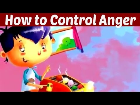 How to Control Anger | Anger Management Techniques (Animated Video) | Good Habits