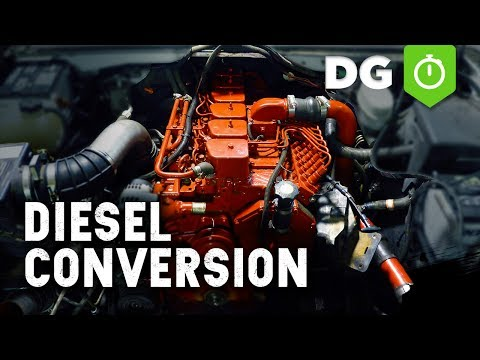 Can I Do A Diesel Swap, What Do I Need & What Will It Cost?
