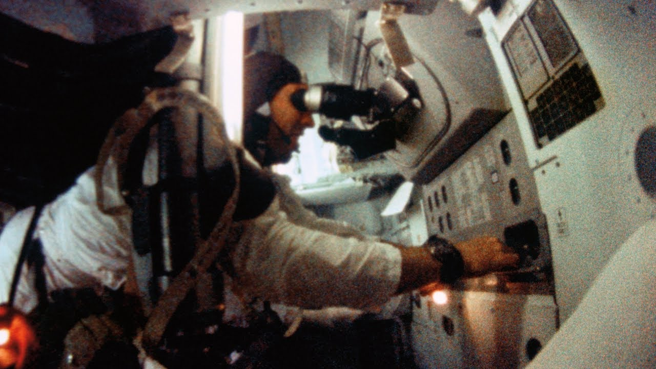 The Error Astronaut Jim Lovell Made on Apollo 8 that Might Have Saved Apollo 13