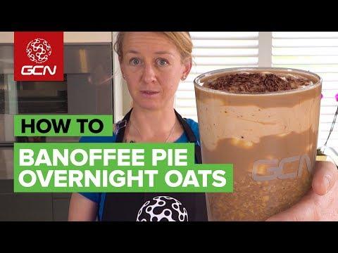 How To Fuel Your Ride | Emma's Banoffee Pie Overnight Oats