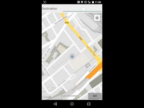 Google Maps API V2   Draw direction