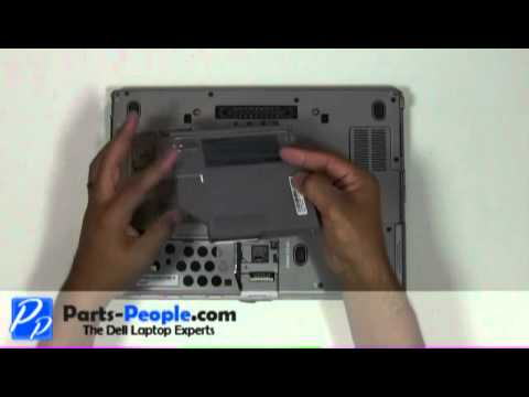 Dell Latitude D630 | Optical Drive Replacement | How-To-Tutorial