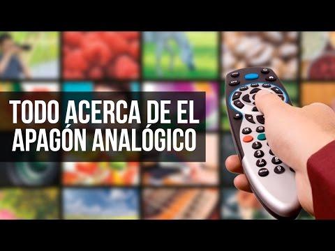 ¿Qué es el apagón analógico en México?