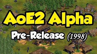 Let's Play the AoE2 Alpha!