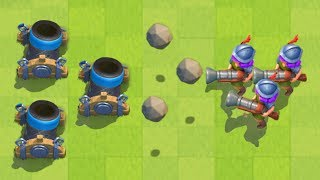 Funny Moments Glitches Fails Clash Royale Montage 37