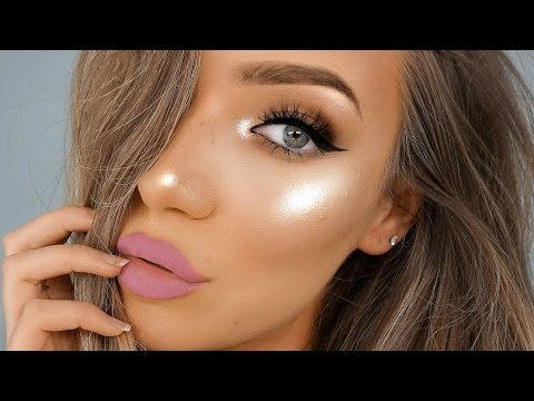 How to Make ANY Highlight Pop - Drugstore AND Highend   STEPHANIE LANGE