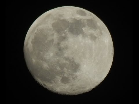 Have you seen Moon so close