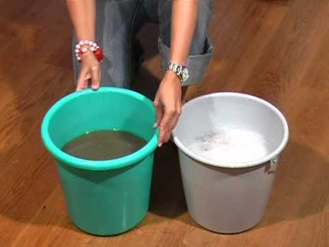 mafi - RETRO VIDEO - cleaning of heavy soiled wooden floors (en)