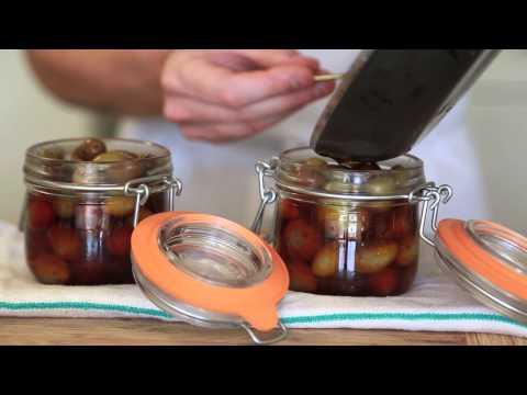 Spicy Marinated Olives | Byron Talbott