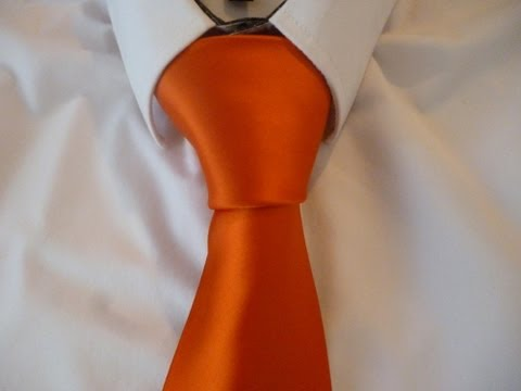Animated How to Tie a Tie Half Windsor Knot - How to Tie a Necktie